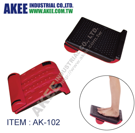 Heel Angle Adjustable Stretch Board Fitness Board fitness products Stretch Board
