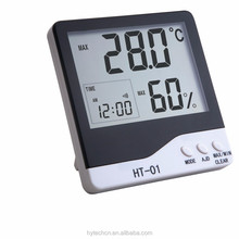 Manufacturer (HT-01/01L) indoor and outdoor Digital Hygro-Thermometer