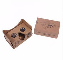 V2 Google Cardboard Virtual Reality Glasses,Google Cardboard