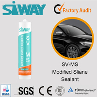 High quality MS Polymer silicone MS Polymer silicone for Autoglass/car paint adhesive