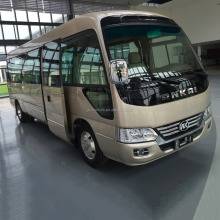 25 Seater Bus Hot China Coaster Bus for Sale