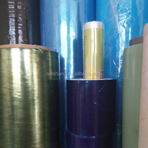 plastic shrink/ wrap black stretch film promotional for packing polyethylene sale