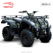 SP250-6 sand rail ATV 250cc with Wanda ATV tires