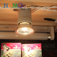 Nomo reptile zoo and Large farming use in cage reptile uvb lamps, uv lamp for pets