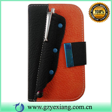 For Alcatel One Touch 4033D Case, Wallet Leather Case For OT 4033
