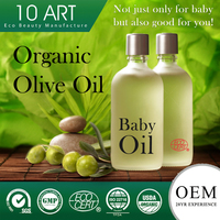 USDA High Quality Organic Baby massage Oil olive Oil wholesale