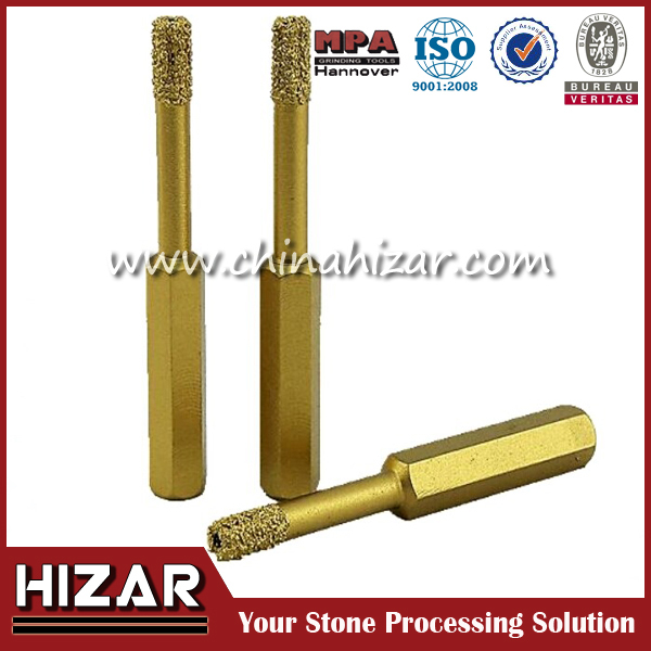 Professional stone Drilling Diamond Core Bit Manufacturer with hugh quality