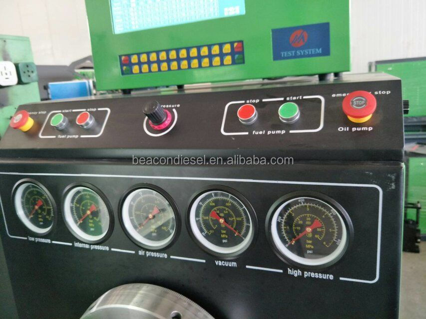 BCS619 diesel fuel injection pump test bench