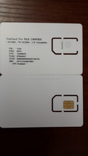 Test SIM Card For R&S CMW500 (WCDMA /TD-SCDMA /LTE Compatible)