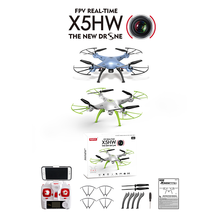 Pocket Drone For Kids Gift 3D Helicopter Mini Quad Copter