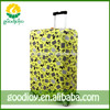 Cheap price waterproof luggage cover and luggage accessory