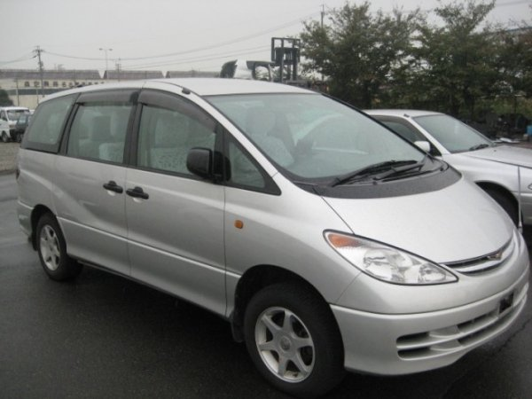 2001 Toyota ESTIMA, Used car
