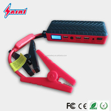 (SR-JS12000)New power bank 12v 12000ah jump start mini auto kick starter portable auto battery