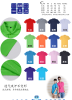 Latest Design high quality wholesale men casual custom polo shirt