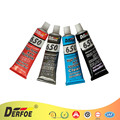 Free Sample Hot Sale High-Quality High-Strength Low Price Fast Dry SEC-650 RTV Silicone Gasket Maker
