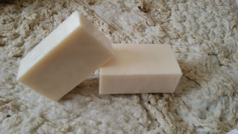 Virgin Olive Oil Soap