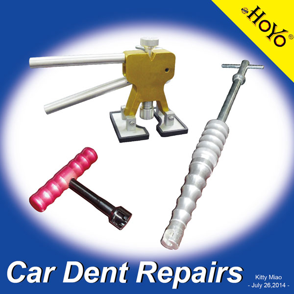 Paintless Dent Repair Removal Tool set