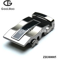 2015 good looking new style auto belt buckle ZD-380005
