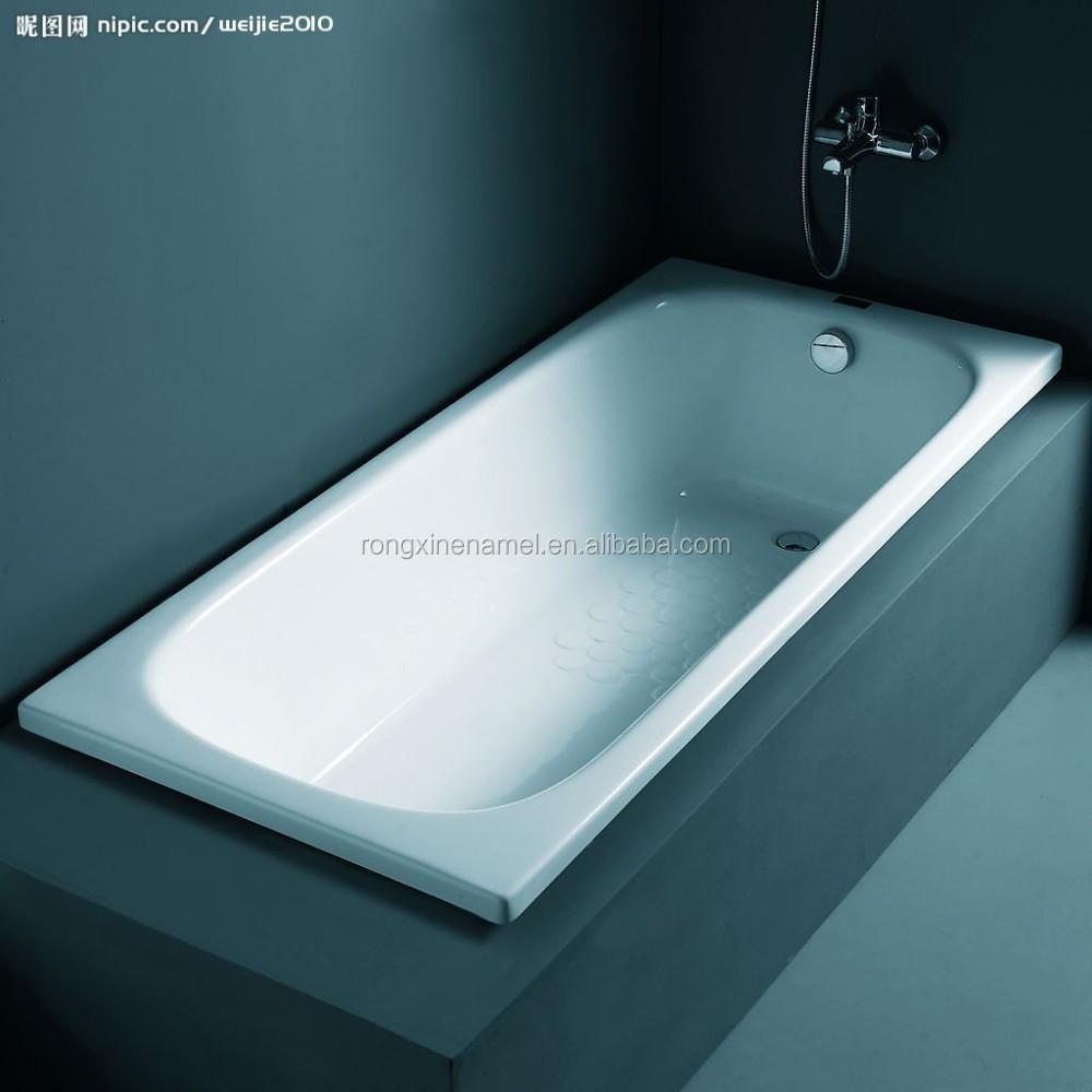 vendita calda vasca da bagno vasca in acciaio smaltato vasca da bagno con diverse dimensioni in ...