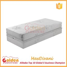 High quality cheap compressed foam rolling memory mattress (103-1#)