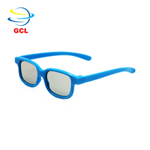 2018 High Quality Custom Abs 0.42mm 3D Glasses In Theatre