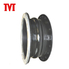 rubber expansion joint with flange bellows dn100