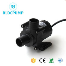 Large Flow Rate Brushless DC 3 Phase Submersible Swimming Pool 24v Water Pump