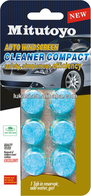 Car Windshield Cleaner Removes Exhaust Deposit and Preservative Residue Car wash supplies wholesale