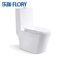 Bathroom Wall Hung Two Piece Water Closet Wc Toilet
