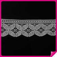 Cheap summer polyester table lace for women dresses