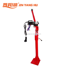 portal portable jib crane for truck