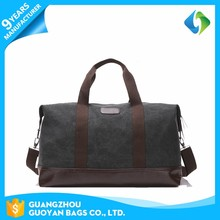 Big capacity travel fashionable hot style custom logo duffle bag men
