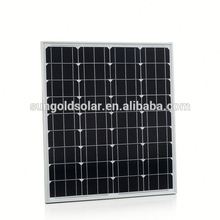 Direct factory sale 60 cell solar photovoltaic module