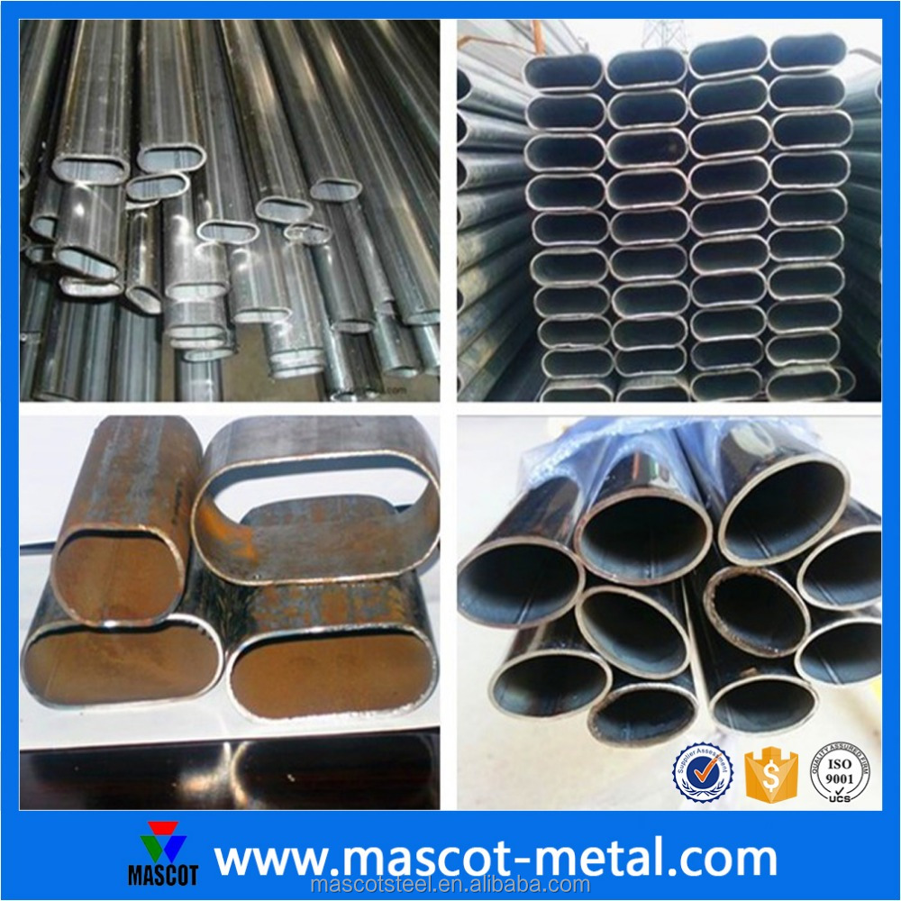 Chiness suppllier ASTM A53 MILD SQUARE HOLLOW SECTION 4130 STEEL TUBE
