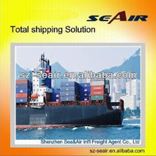 Logistics service China forwarder cargo shipping Sea freight drop ship