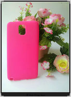 plane Silicone cover for Samsung Galaxy Note 3 N9000 Case