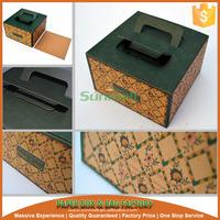 custom printed bakery cake sweet boxes wholesale paper cardboard
