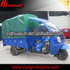china 250cc 3 wheel motorcycle with cabin/triciclo de pasajeros con cabina