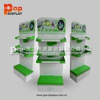 cardboard display pedestals