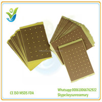 Chinese Alibaba pain relif patch chili plaster, back pain relief patch,rheumatism plaster