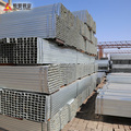 40*80*2.75 mm Galvanized hollow section Square & rectangular steel pipe steel tube