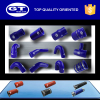 silicone hose for auto parts all kinds of shapes / high performance silicone hose