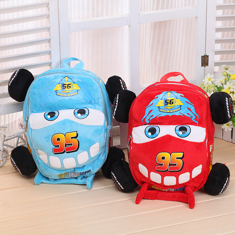 new design fashion car shaped school bag