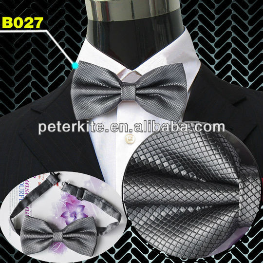 bow tie 100colors for your choice(3pcs set bowtie cufflinks handkerchief