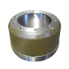 Heavy duty 3600a truck brake drum