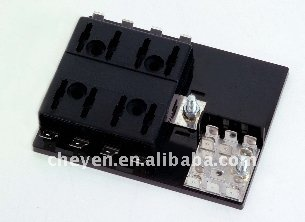 Automotive Parts forr ATC or ATO Fuses or Plug-in Circuit Breakers, Fuse BLOCK