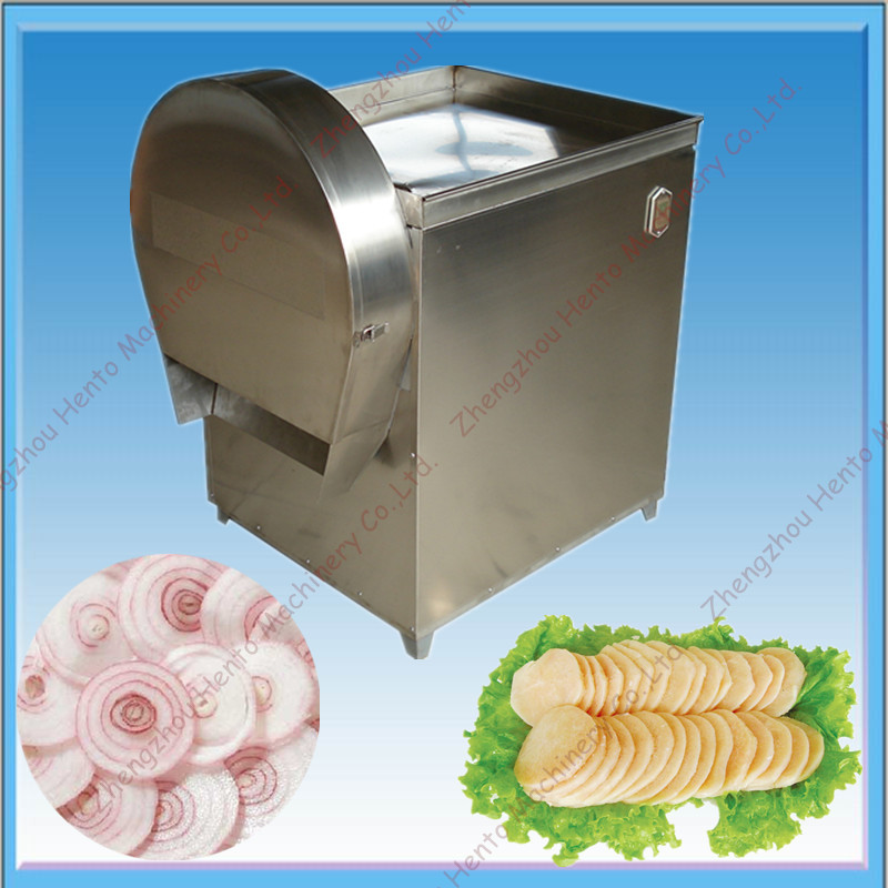High Quality Onion Cutting Machine With Good Price