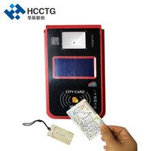 Support RFID Card Transportation GPS Ticket Card Bus Validator With 5 SAM Slots P18