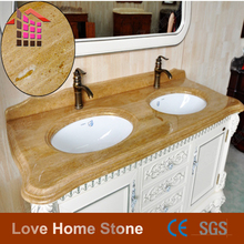 China Manufacturer Excellent persian gold travertine from iran