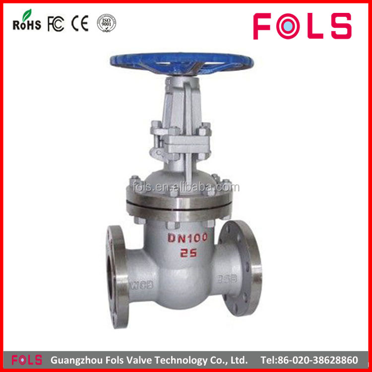 handwheel operated 316 stainless steel ss gate valve